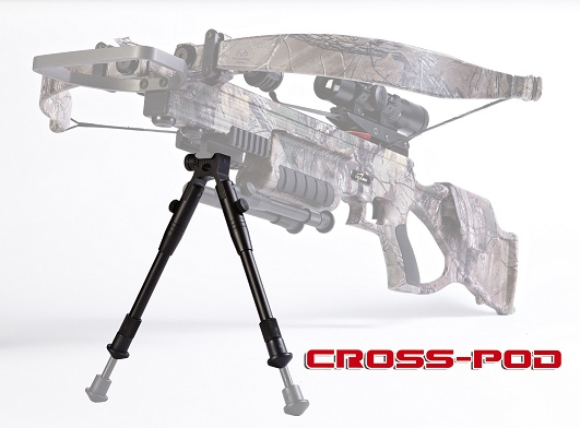 Cross Pod Bipod (order 7011)